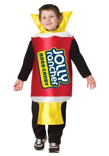 Cherry Jolly Rancher Costume for Kids