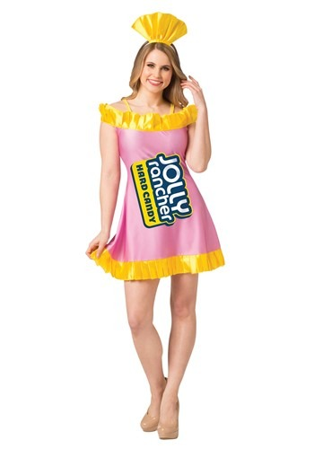 Womens Watermelon Jolly Rancher Costume