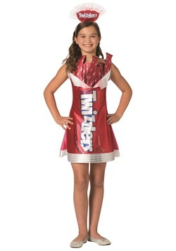 Twizzlers Girls Twizzlers Costume