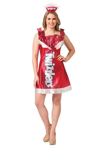 Twizzlers Costume for Women