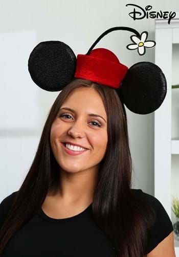 Disney Mini Mouse Vintage Flower Hat