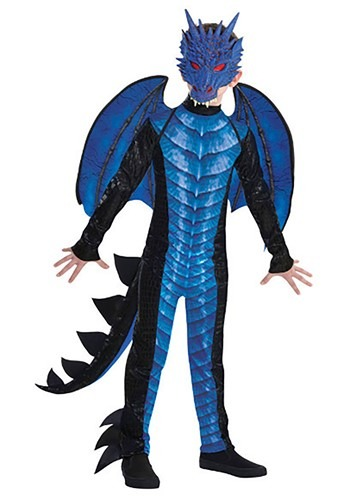 Click Here to buy Boys Deadly Dragon Costume from HalloweenCostumes, CDN Funds & Shipping