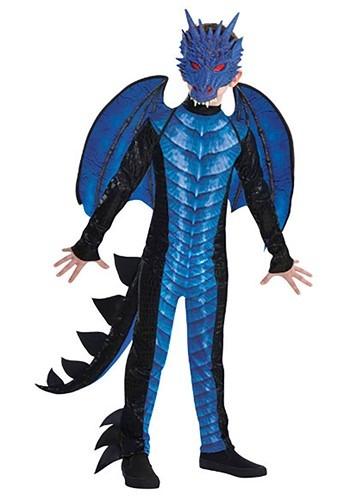 Boys Deadly Dragon Costume