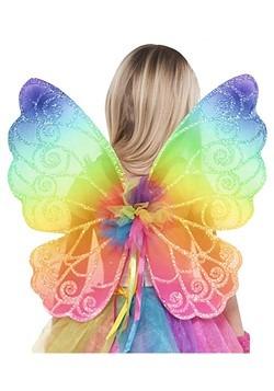 Rainbow Fairy Wings