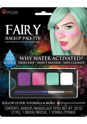 Click Here to buy Fairy Makeup Palette Kit from HalloweenCostumes, CDN Funds & Shipping