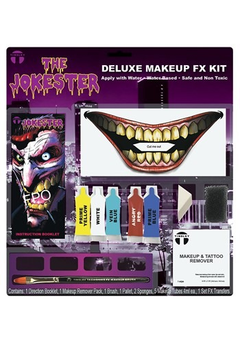 Jokester Makeup and Tattoo Kit