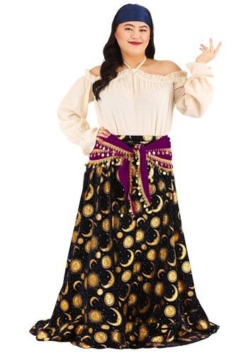 Womens Divine Dancer Plus Size Costume