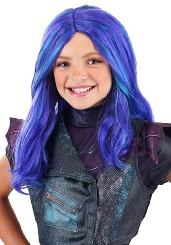 Click Here to buy Descendants 3 Mal Wig for Girls from HalloweenCostumes, CDN Funds & Shipping