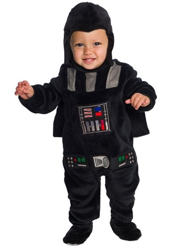 Click Here to buy Star Wars Darth Vader Plush Deluxe Costume from HalloweenCostumes, CDN Funds & Shipping