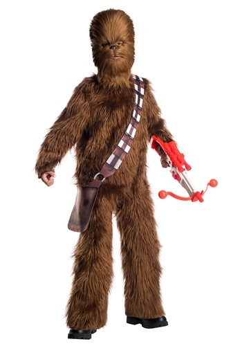 Star Wars Kids Chewbacca Deluxe Costume