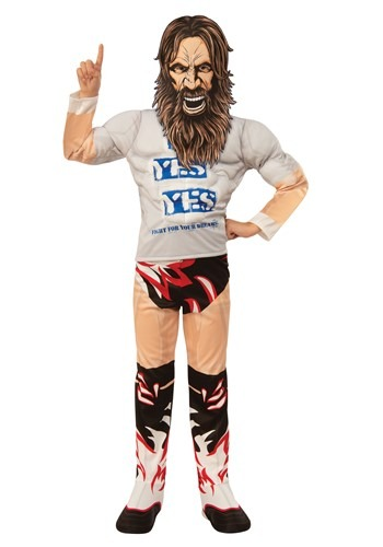WWE Daniel Bryan Child Deluxe Costume