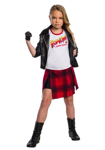 WWE Rowdy Ronda Rousey Deluxe Costume