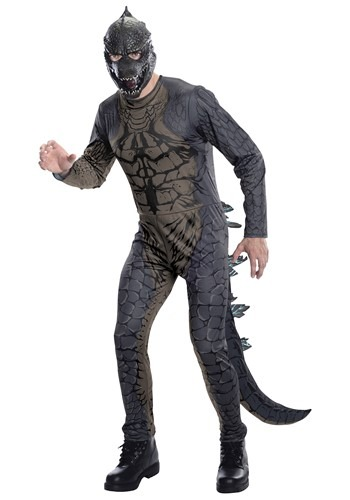Click Here to buy Godzilla King of the Monsters Adult Classic Godzilla Costume from HalloweenCostumes, CDN Funds & Shipping