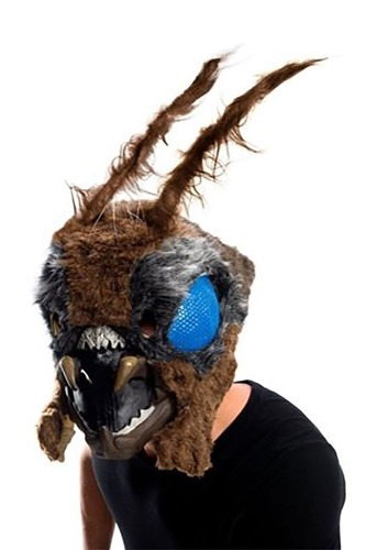 Mothra Godzilla King of the Monsters Overhead Latex Mask