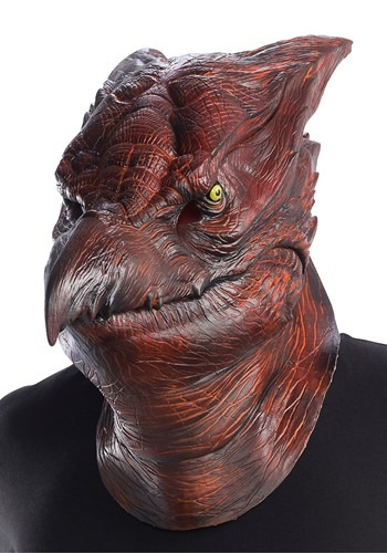 The Godzilla King of the Monsters Rodan Overhead Latex Mask