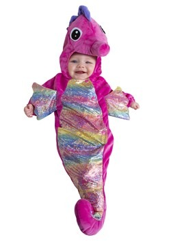 Infant Buntington Sparkling Sea Horse Costume