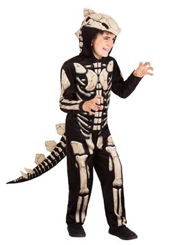 Kid's Stegosaurus Fossil Costume