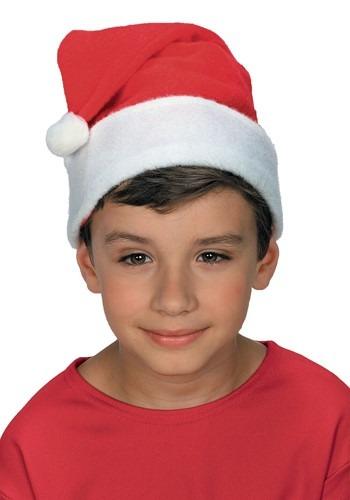 Economy Santa Hat for Kids