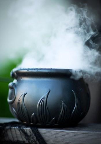 Smoking Cauldron