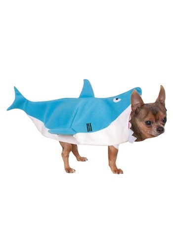 Click Here to buy Shark Costume for Dogs and Cats from HalloweenCostumes, CDN Funds & Shipping