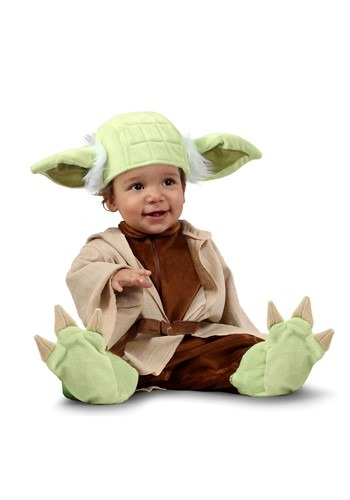 Infant Star Wars Yoda Costume