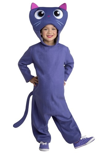 True and the Rainbow Kingdom Child Bartleby Costume