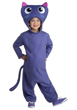 True and the Rainbow Kingdom Child Bartleby Costume