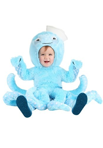 Click Here to buy Octopus Baby/Toddler Costume from HalloweenCostumes, CDN Funds & Shipping