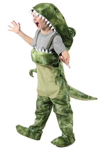 People Eater Kids Dino Costume