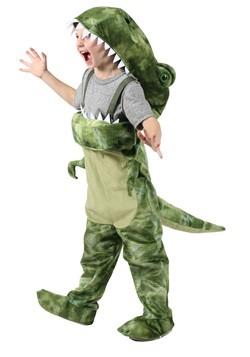 Child People Eater Dino Costume