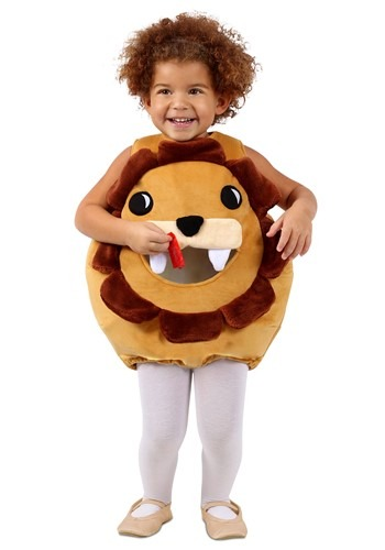 Click Here to buy Feed Me Lion Kids Costume from HalloweenCostumes, CDN Funds & Shipping
