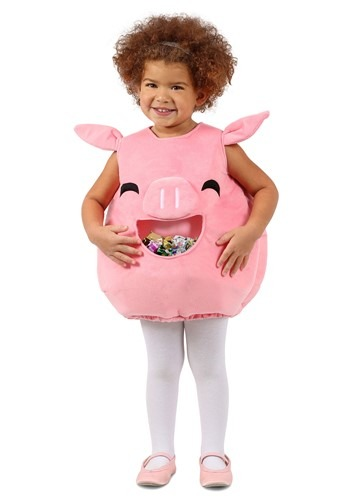 Child Feed Me Pig Costume