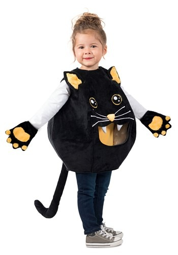 Child Feed Me Kitty Costume