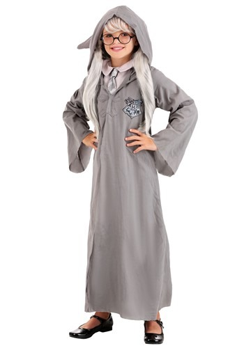 Click Here to buy Girls Moaning Myrtle Harry Potter Costume from HalloweenCostumes, CDN Funds & Shipping
