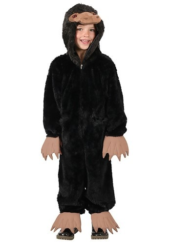Click Here to buy Fantastic Beasts Niffler Kids Costume from HalloweenCostumes, CDN Funds
