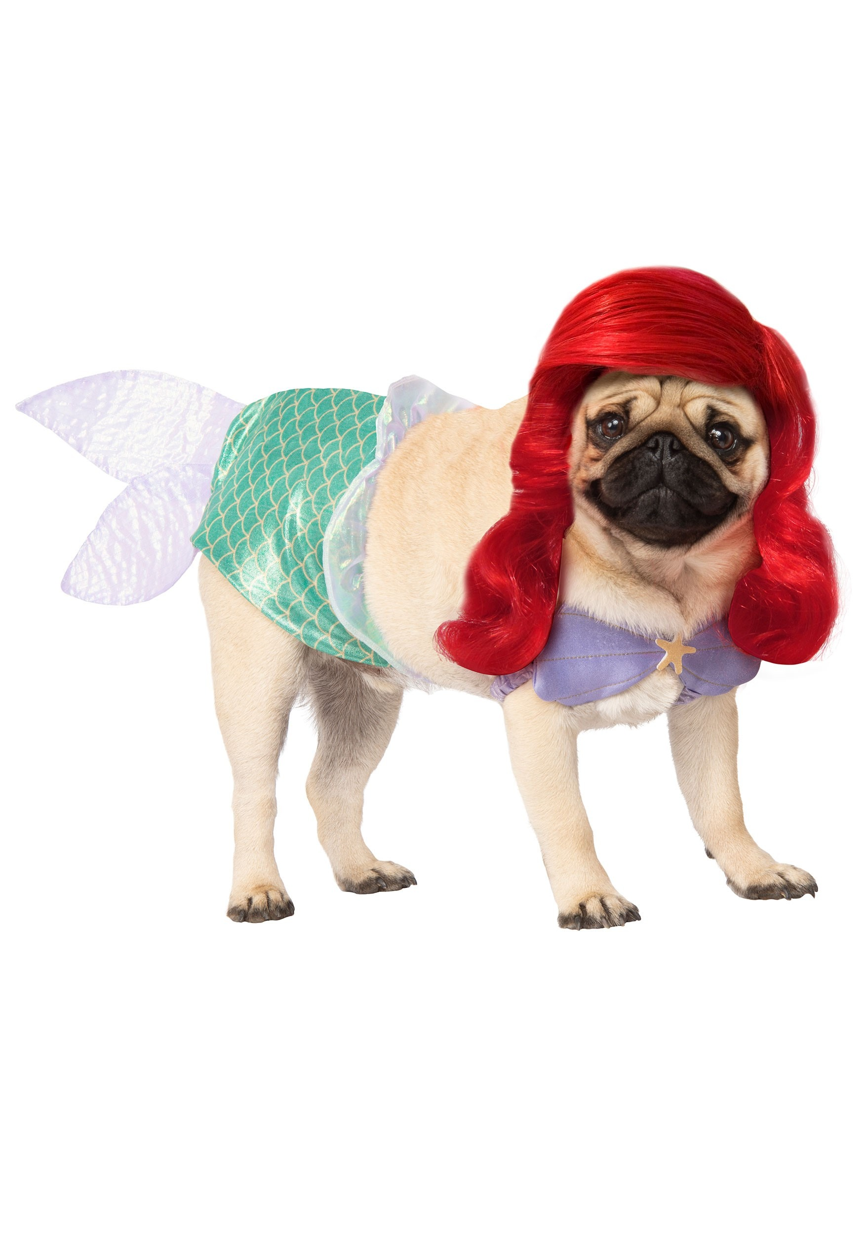 Ariel Costume For Pets