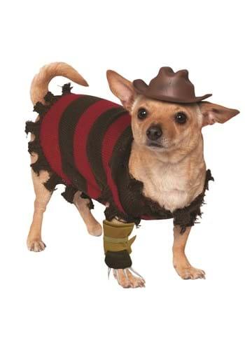 Freddy Krueger Costume for Pets