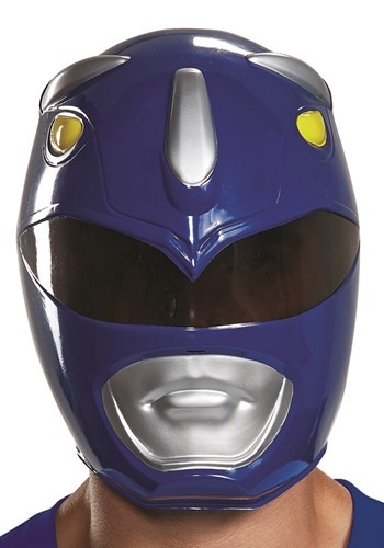 Adult Power Rangers Blue Ranger Mask