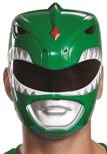 Adult Power Rangers Green Ranger Mask