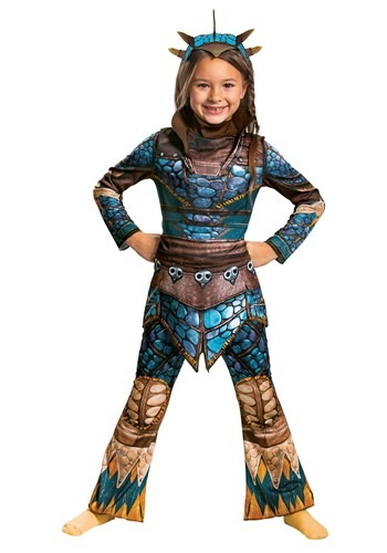 How to Train Your Dragon Astrid Classic Costume for Girls