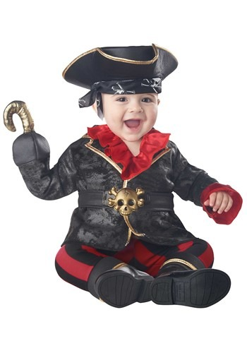 Pirate of The Crib-Ian Infant Costume