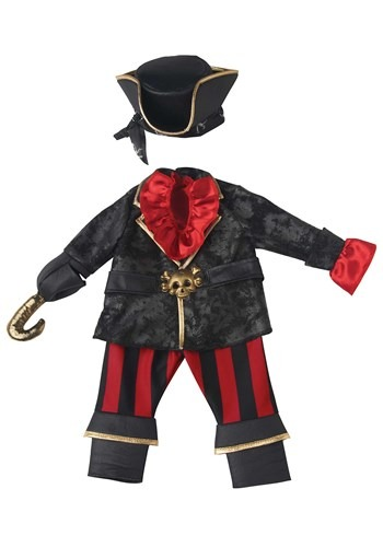 Pirate of The Crib-Ian Infant Cute Costume