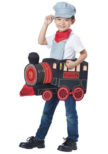 Toddler Train Costume