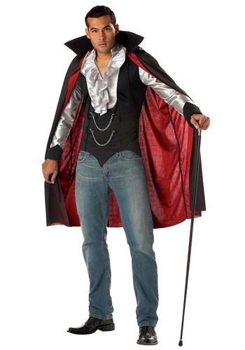 Men's Very Cool Vampire Costume