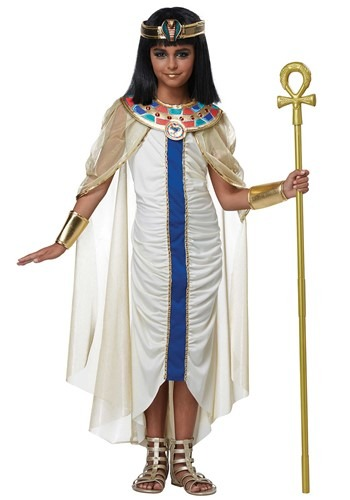 Nile Princess Costume for Girls