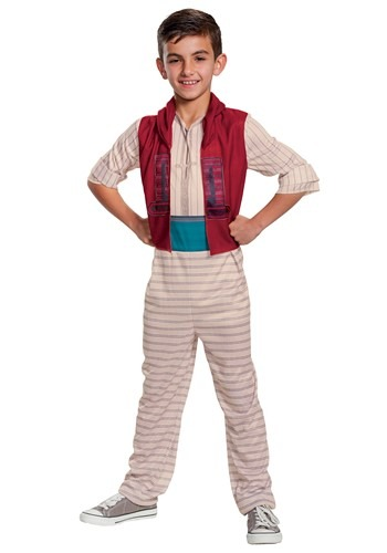 Disney Aladdin Live Action Boys Toddler Aladdin Costume