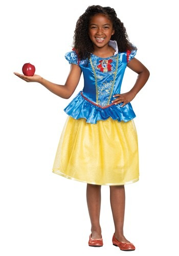 Click Here to buy Snow White Classic Costume from HalloweenCostumes, CDN Funds & Shipping