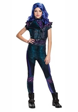 Descendants 3 Girls Mal Classic Costume