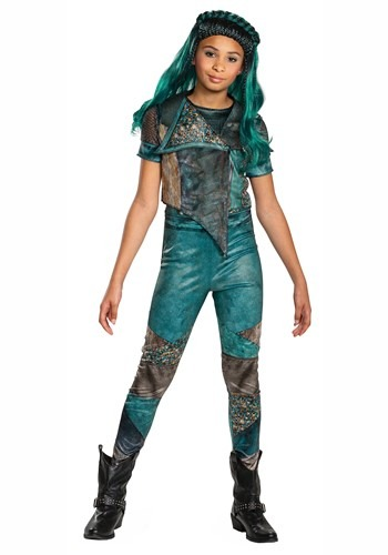 Descendants 3 Uma Classic Costume for Girls