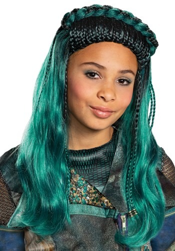Disney Descendants 3 Uma Wig for Girls